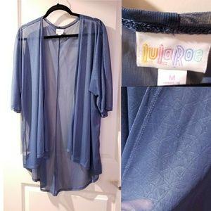 Lularoe Lindsay Sheer Kimono!
